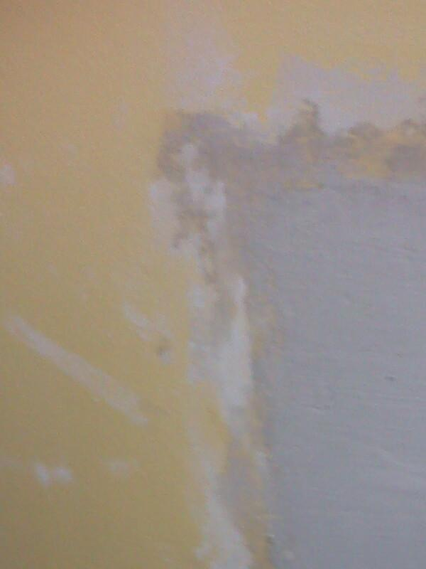 Recreating Plaster Texture From 1963 House Doityourself